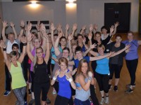 The Jungle Body Mega Class in Derby hosted by Steph Fitzpatrick