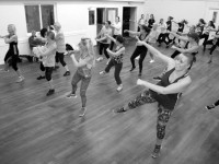 The Jungle Body Class for The MS Society