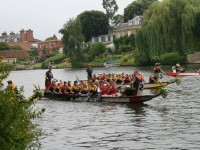 The Jungle Body Dragon Boat Team